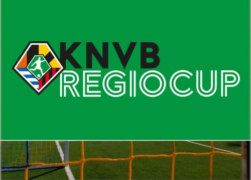 RegioCup wedstrijden 12 Juni 2021