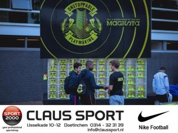 Ook de allernieuwste Nike voetbalschoenen testen?