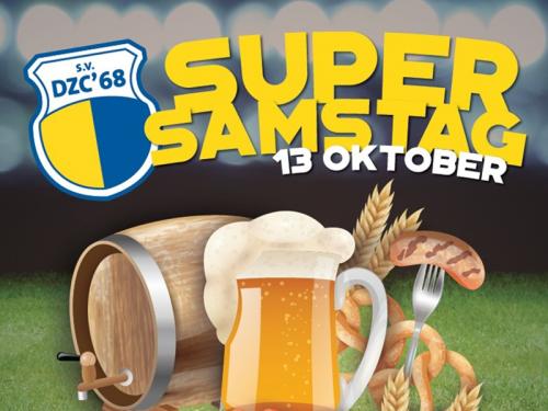 Oktoberfest am Super Samstag 13 Oktober