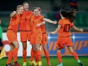 Moedig onze Oranje Leeuwinnen aan op 5 maart in Rotterdam!