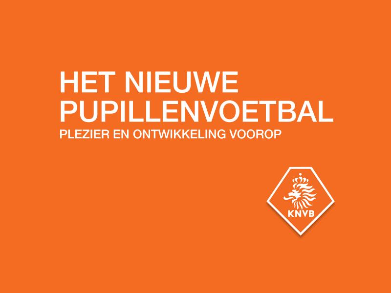 UPDATE | Nieuwe wedstrijdvormen voor pupillen