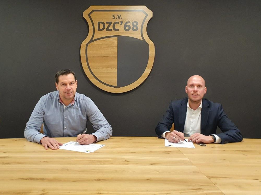Rabobank Graafschap verder als partner DZC'68