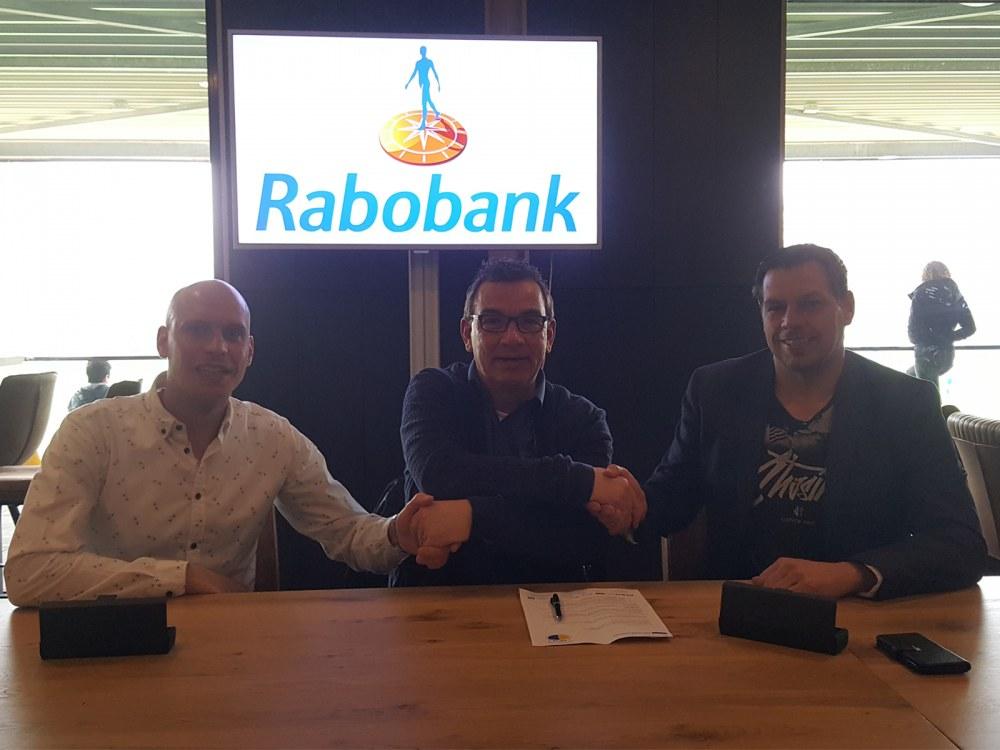 Rabobank Graafschap Bronzen Balsponsor DZC'68