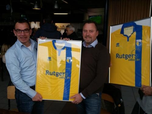 Rutgers Milieu BV teamsponsor twee teams!