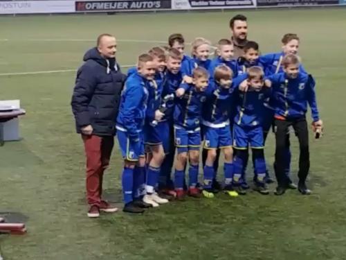 JO13-1 speelt finale KNVB Weber Woonwereld Toptoernooi