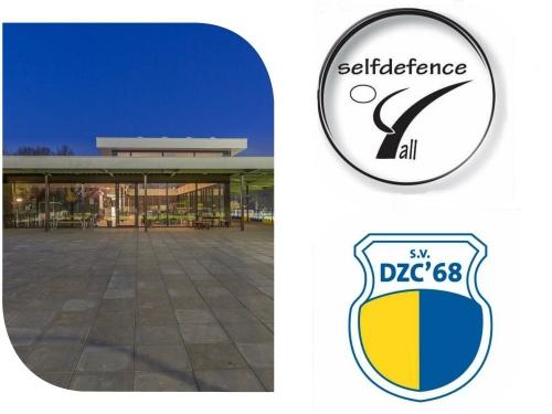 Selfdefence4all gaat trainen bij DZC'68