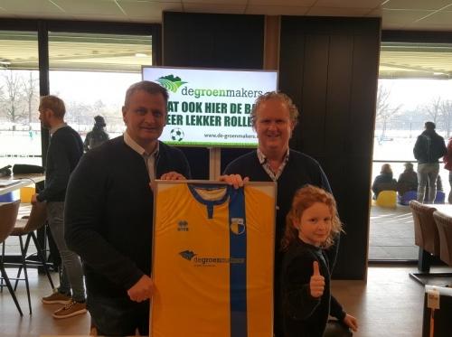 De Groenmakers goud waard voor DZC'68 en vrouwenvoetbal!