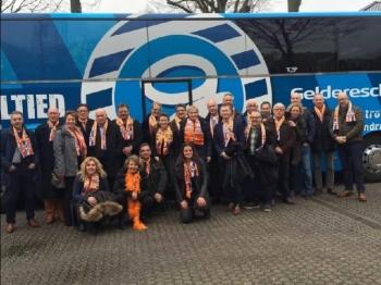 Kwalificatiewedstrijd Olympische spelen Nederlands vrouwenelftal