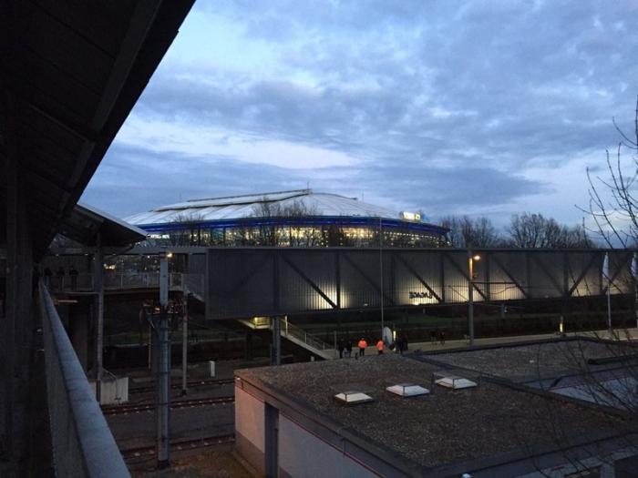 Businessclub DZC'68 auf Schalke!