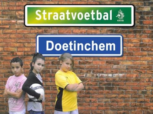 KNVB STRAATVOETBAL TOERNOOI