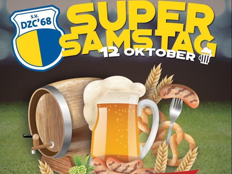 Oktoberfest am Super Samstag 12 Oktober