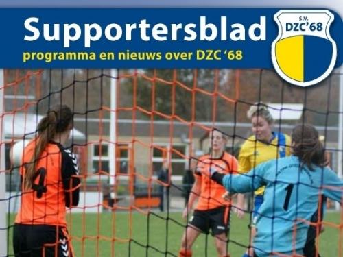 Supportersblad
