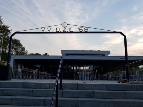 Zaterdag 25 mei: Opening nieuwe terras