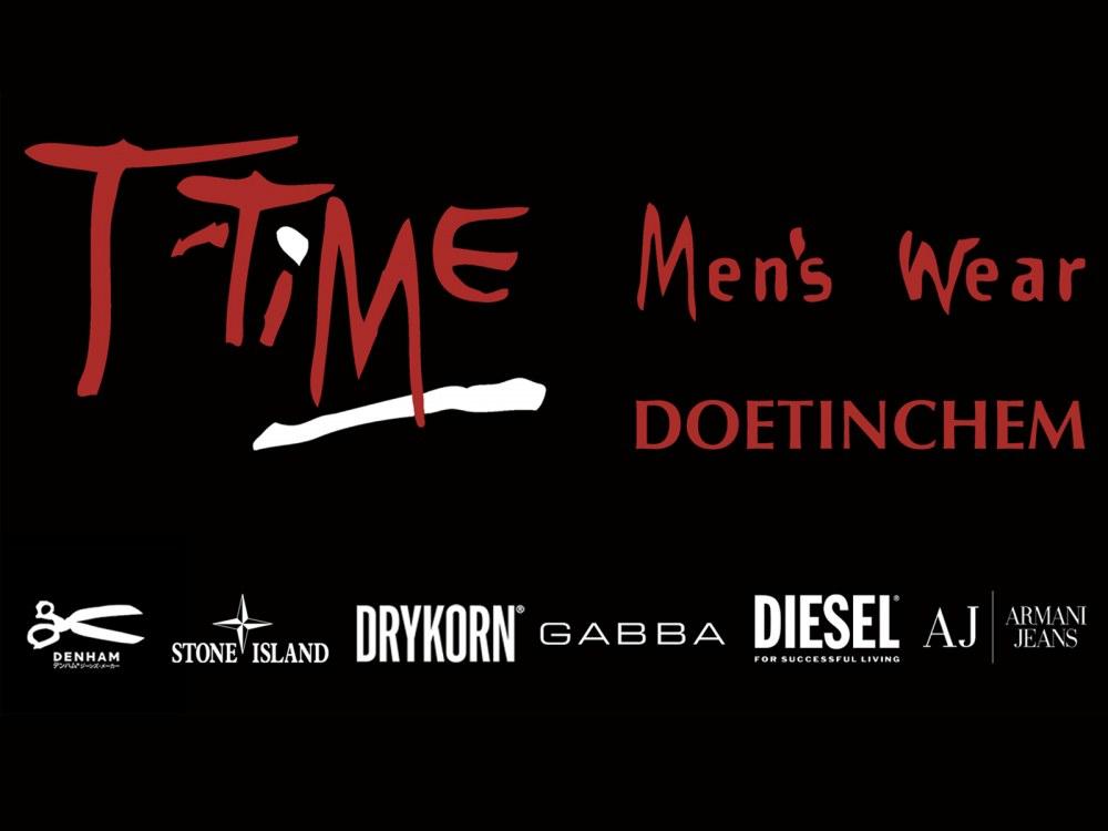T-Time Men's Wear kleedt bestuur en managers DZC'68