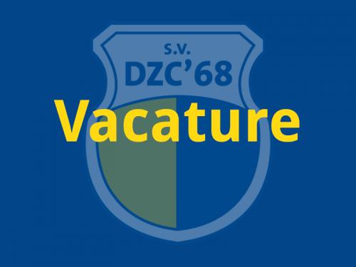 Vacature begeleidster G-team DZC'68