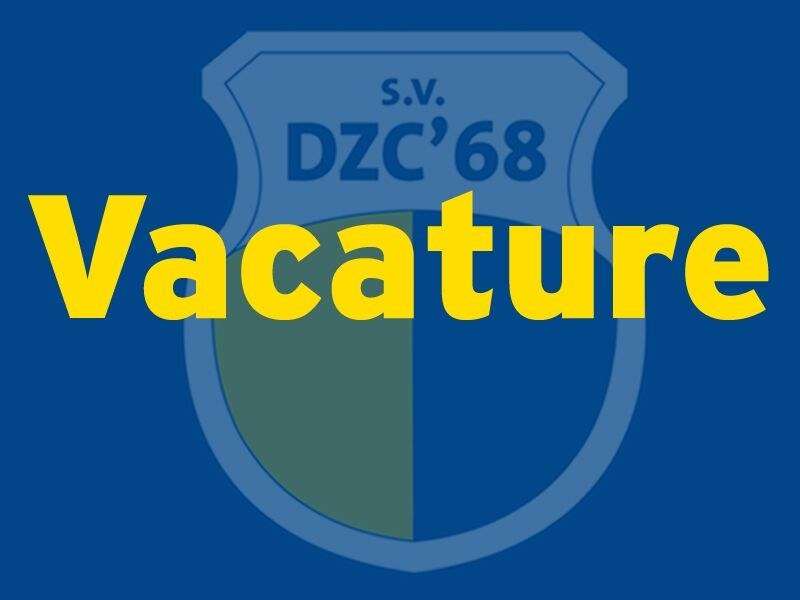 Vacatures voor vrijwilligers/trainers (update 25 augustus)