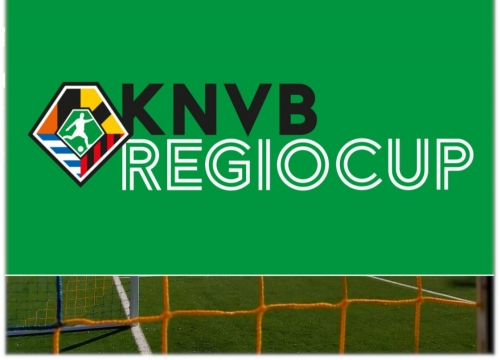 Indeling Regiocup bekend voor de jeugd