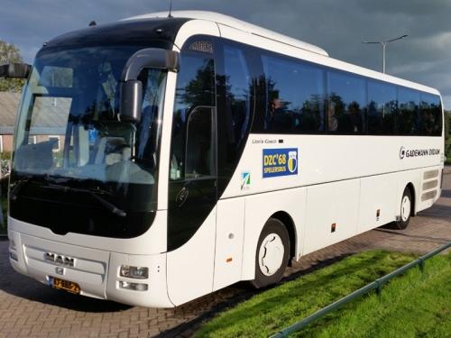 Gademann Vervoer BV ook dit seizoen weer official partner