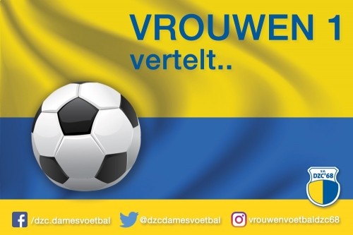 Wedstrijdverslag DZC'68 VR1 - SC Klarenbeek VR1