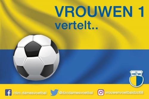Wedstrijdverslag DZC'68 VR1 - Vitesse'63 VR1