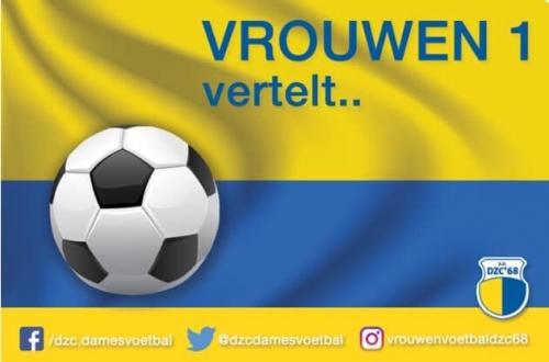 Wedstrijdverslag Be Quick Zwolle Vr1 - DZC'68 VR1