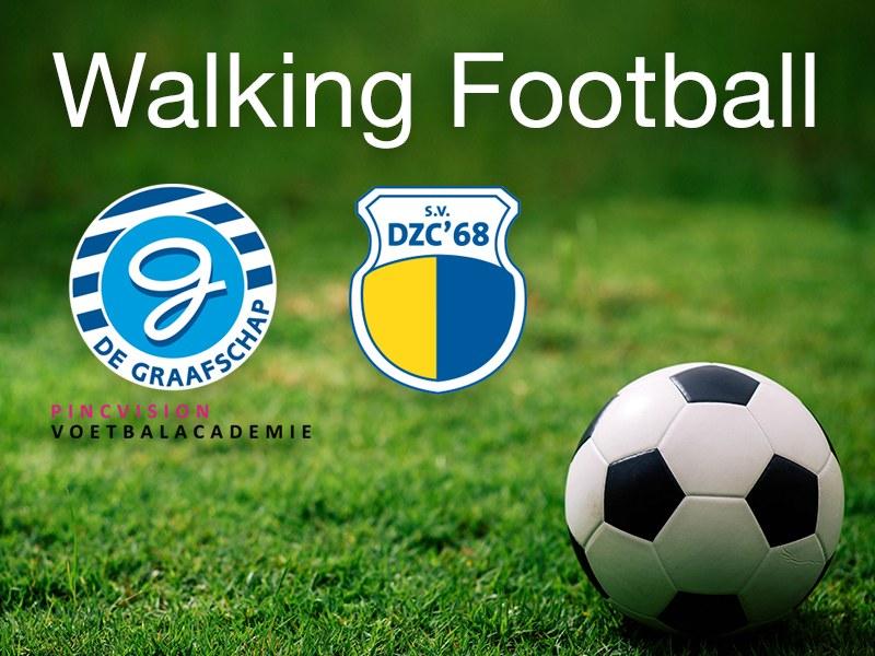 Walking Football wordt geïntroduceerd bij DZC'68