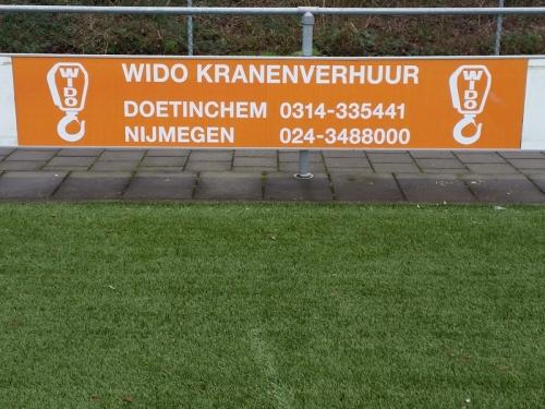 WIDO Kranenverhuur BV verlengt sponsorcontract met DZC'68