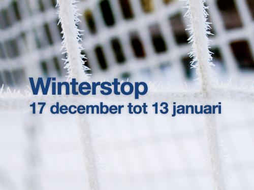 Winterstop 2018- 2019