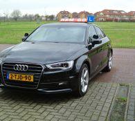 Les in een Audi A3