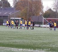Zwarte Pieten: VIOD JO19-3 vs DZC'68 JO19-3