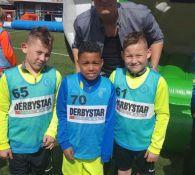 Siem en Luuk voetbaldag (update foto's)