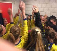 Vrouwen 2 richting kampioenschap